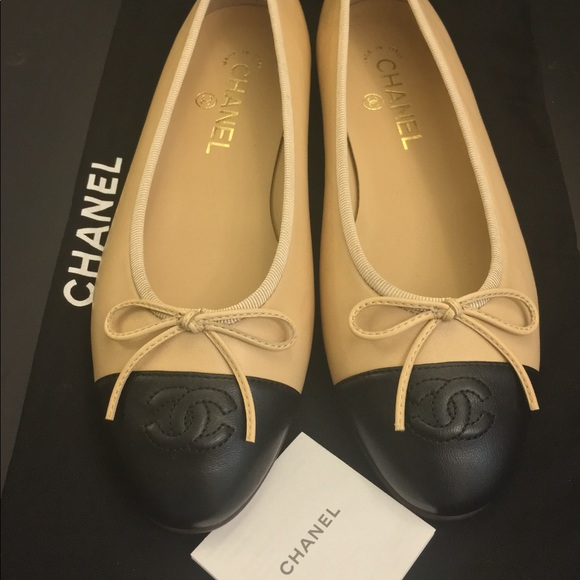 414719127fed CHANEL Shoes | Authentic New Ballet Flats | Poshmark